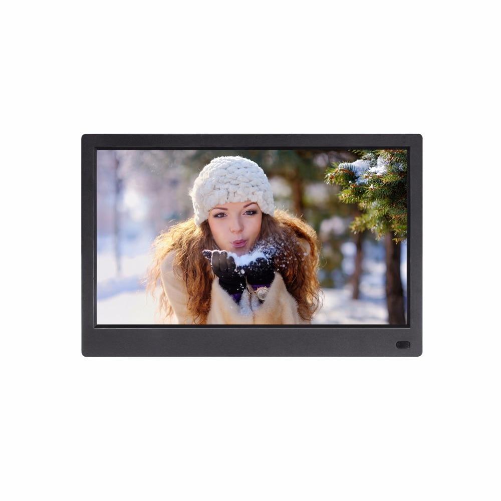 11.6 polegada IPS full HD ângulo de visão completo funções de imagem digital álbum de fotos eletrônico álbum de fotografia digital mp3 mp4 de vídeo player