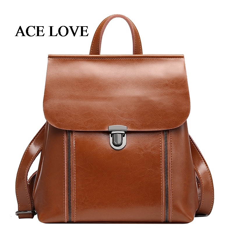 Women Handbag Leather Travel bag Women's Shoulder Bag High Quality Ladies Tote Messenger Bags Vintage Womens Crossbody Bag vintage canvas messenger bag high quality womens crossbody bags bend zipper design casual small flap tote bag