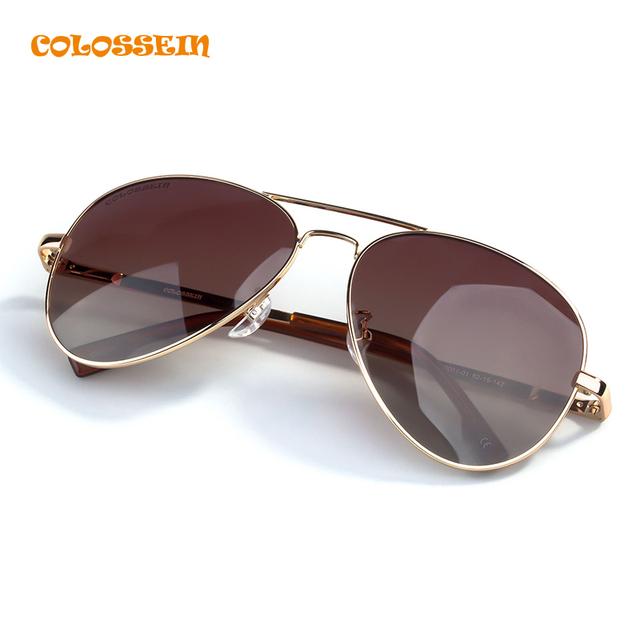 Pilot Style Sunglasses Men