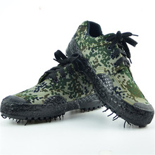 Outdoor Men couples shoes 2016 camouflage casual Walking soldier Wedges Climbing shoes size 36-45 zapatillas deportivas mujer
