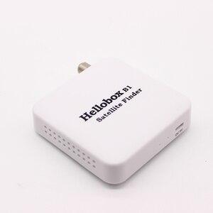 Image 3 - Спутниковый искатель B1 для спутникового ТВ, Recevier с Bluetooth, подключается к телефону и планшету Android