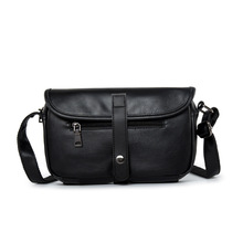 New Recreational Fashion Mens One-shoulder Bag Outdoor Inclined Simple Riding Handbag