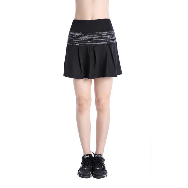 EAST HONG Women's Tennis Running Sports Short Skirts Badminton Golf Sport Skirts