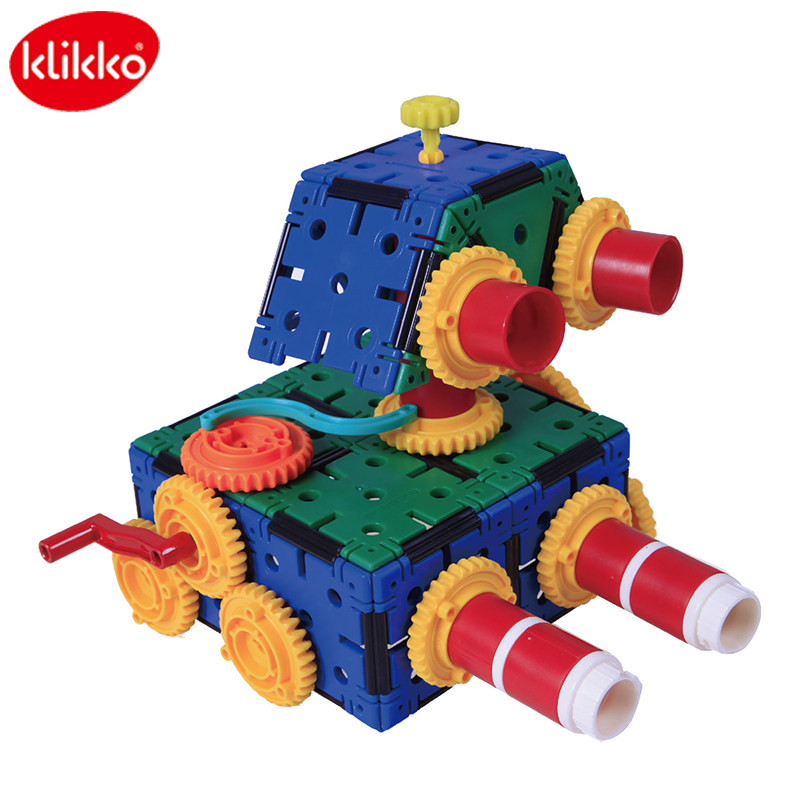 Klikko Learning Toys Building Blocks Fun Toys For Kids