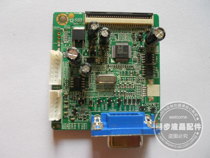 Free Shipping>Original  Compaq S2021 driver board 48.7E207.01M Good Condition new test package-Original 100% Tested Working new original laptop usb audio switch board aipy6 ls c952p test good free shipping