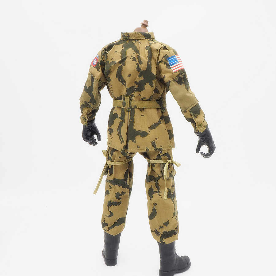 for Feet 21 Toys Action Figures Modern 82nd Airborne - Boots - 1//6 Scale
