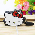 Cutehello envío libre al por menor al por mayor hello kitty usb flash drive 8 gb/16 gb/32 gb encantador del gatito Memory Stick pen drive 11 estilos
