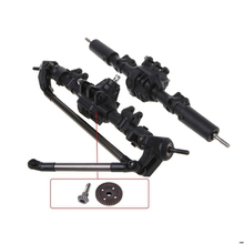 1:10 RC Crawler Complete Differential Axle for Axial SCX10 II 90046 90047 Car Upgrade Parts