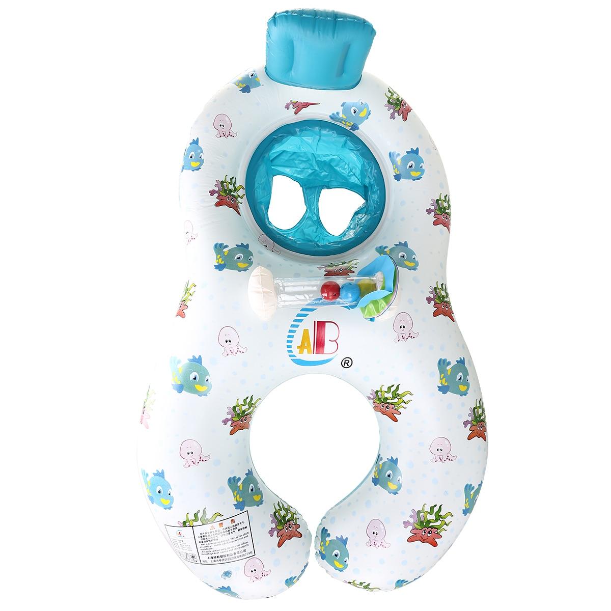 1 Stücke Baby Schwimmen Pool Schwimm Aufblasbare Schwimmen Pool Schwimmen Ring Kinder Stuhl Sitz Schwimm Eltern