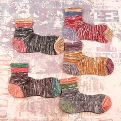 20 пар/лот только зимние ботинки мужские Носки подошва модные Махровые пот полотенце теплые носки