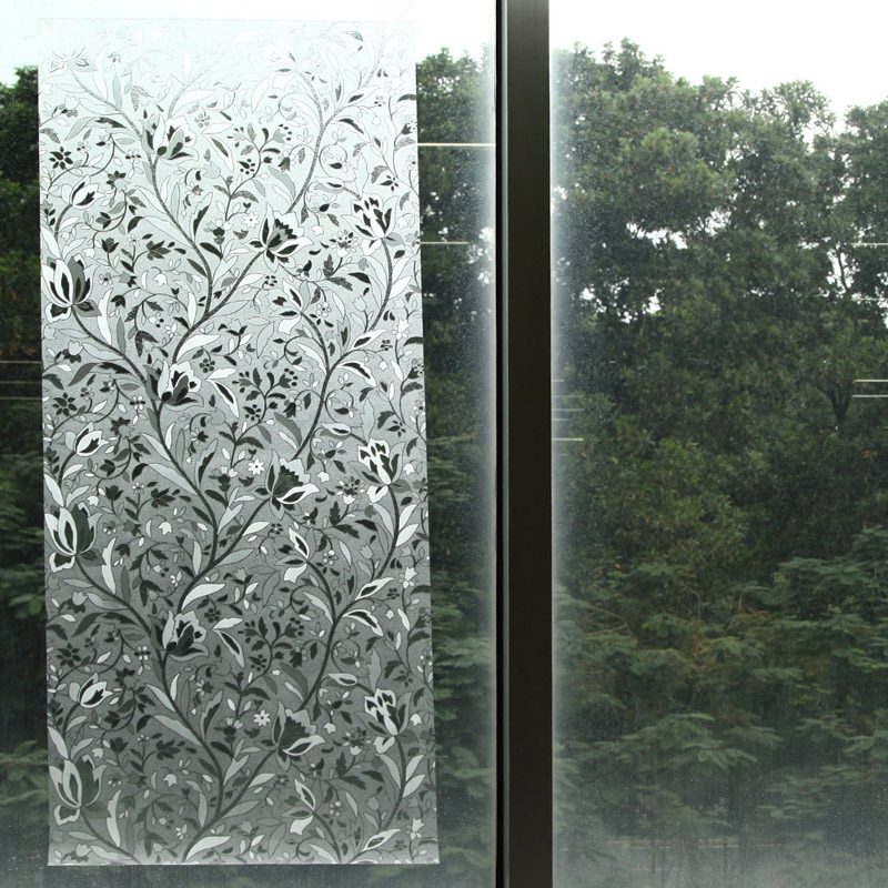 New Arrivals Waterproof PVC Privacy Frosted Home XCM Window - Window stickers for home privacy