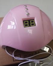 цены UV LED Nail Lamp 36W with Infrared Sensor,UV Nail Light Quick Dry Machine, 30s/60s/90s Timer for Curing LED Gel Nail Polish,