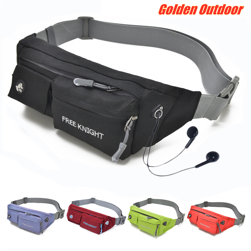 Delicious Professional Gym Running Belt Bags Bumba Backpack City Bag Mobile Phone Waist Pack Men Female High Capacity Waterproof Fabric Relojes Y Joyas