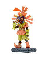 Legend of Zelda Figure Skull Kid Majoras Mask 3D Figure Collectible Mascot Child Toys(China)