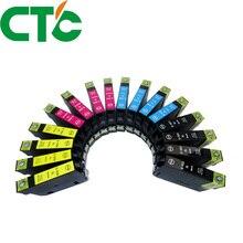 16 PCS 16XL T1631 1632 ink cartridge for INK WorkForce WF-2010W WF-2510WF WF-2520NF WF-2530DW WF-2540WF WF-2750DWF 2760DWF