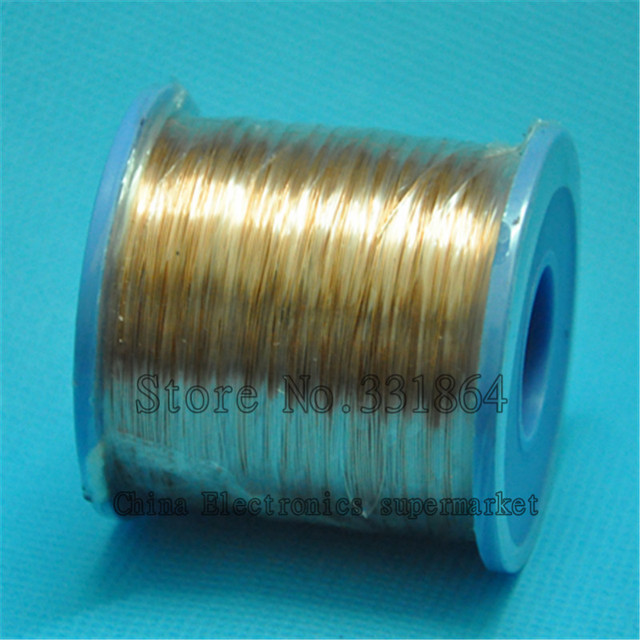 400m QA 1 155 Magnet Wire 0.3mm Enameled Copper wire Magnetic Coil ...