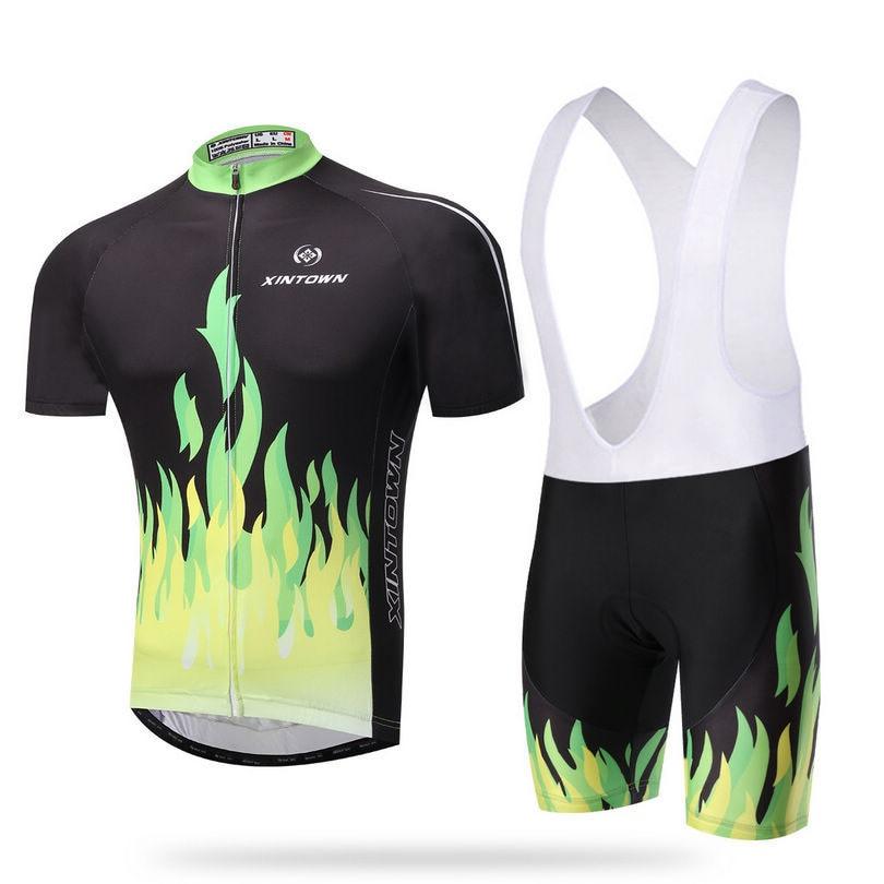 Hombres Ciclismo ropa/Ciclismo Jersey ropa ciclismo Sets Bicicletas ...