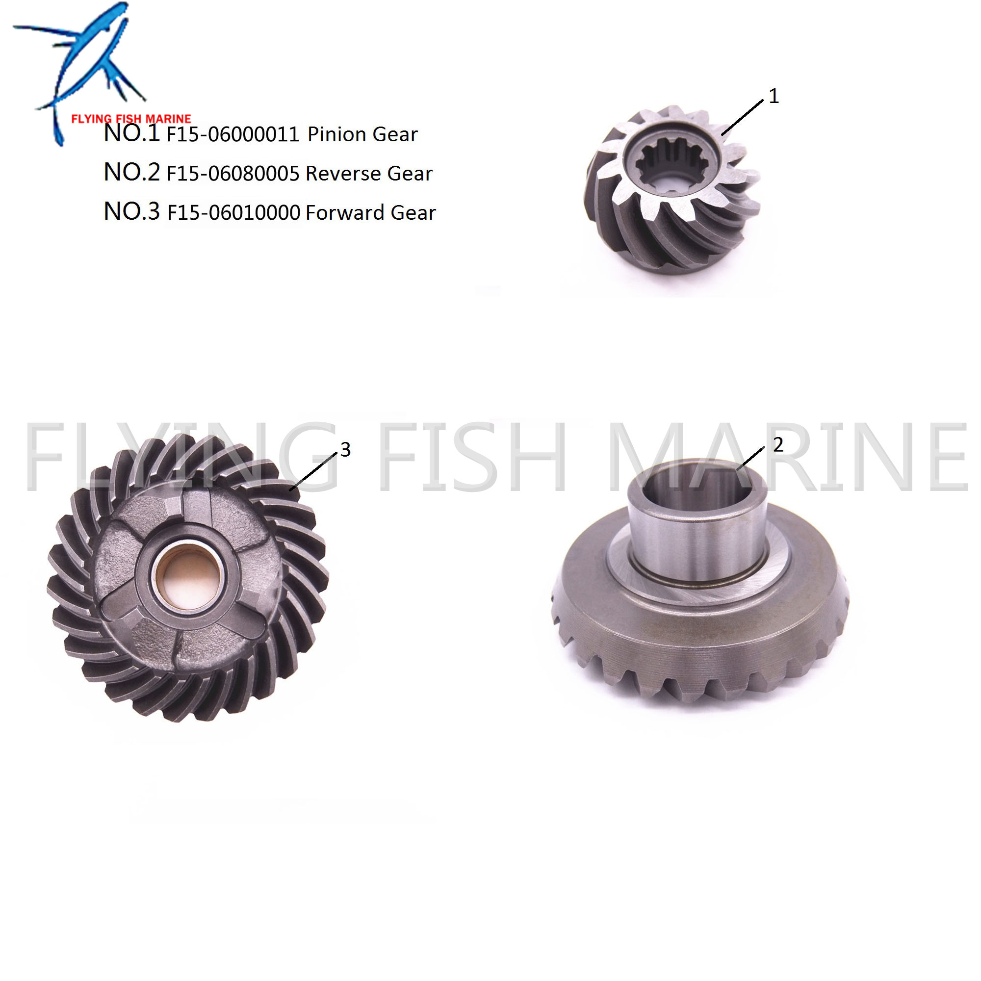 Boat Motor Gear Kit for Mikatsu Parsun HDX F15A F20A F9.9 F15 Lowering Casing F20 04000100 F20 04000003 F20 04000004-in Boat Engine from Automobiles & Motorcycles    1