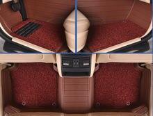 Myfmat новые автомобильные коврики для ног bluebird sunny pathfinder