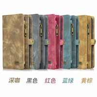 Genuine Leather Phone Case For Samsung Galaxy S6 Edge Plus S7 Edge Note5 Note 7 Multi