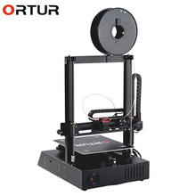 цены на Upgrade Version Ortur-4 3D Printer Large Aluminum Frame HotBed Auto Leveling Printing Machine Linear Guide Rail 3D Printer Kit  в интернет-магазинах