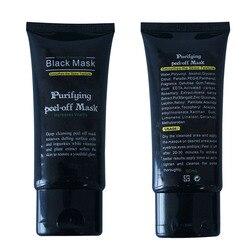 50 ml Mitesser Entferner Tiefenreinigung Ablösen Akne Schwarz Schlamm Gesichtsmaske Gesichtspflege Tropfen-verschiffen