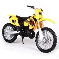 Maisto 1:18スズキrm 250オートバイバイク
