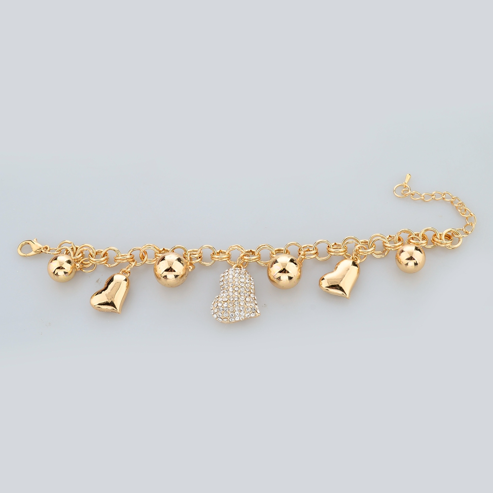 LongWay Bracelets For Women Delicate Korean Simple Gold Color ...