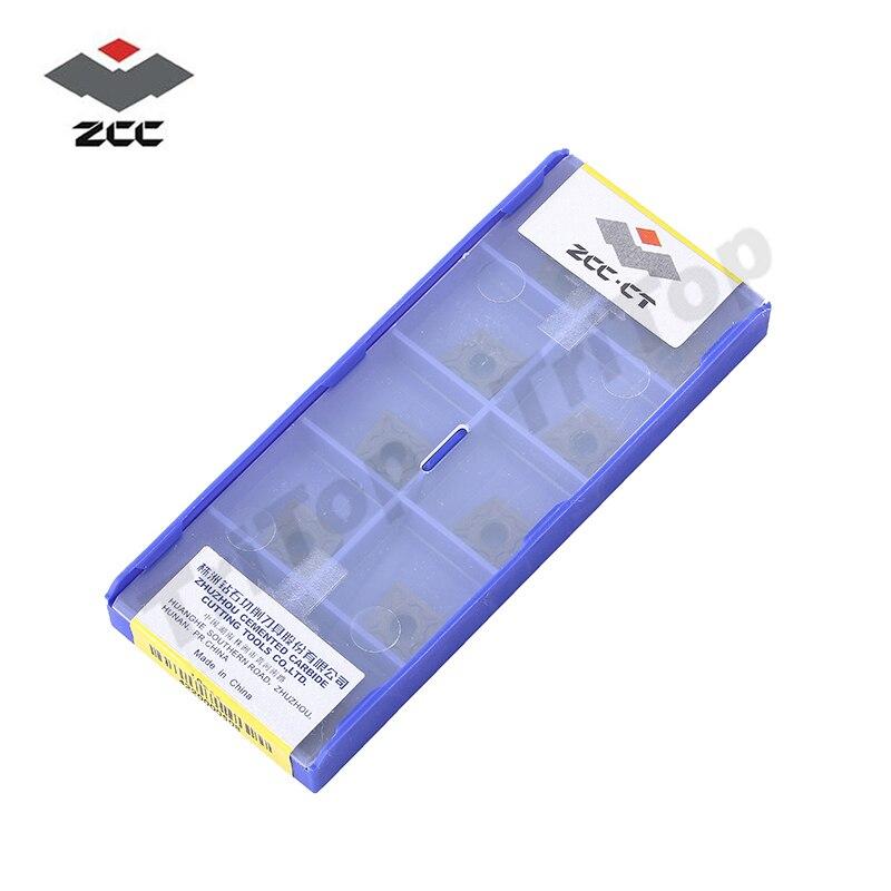 10 pz / lotto vendita calda ZCC.CT YBC252 CNMG090304 DM inserti per - Macchine utensili e accessori - Fotografia 4