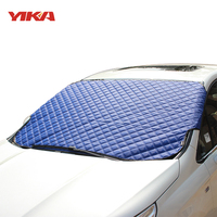 YIKA Universal 3 Colors Car Snow Covers Window Sunshade For SUV And Ordinary Car Anti Snow