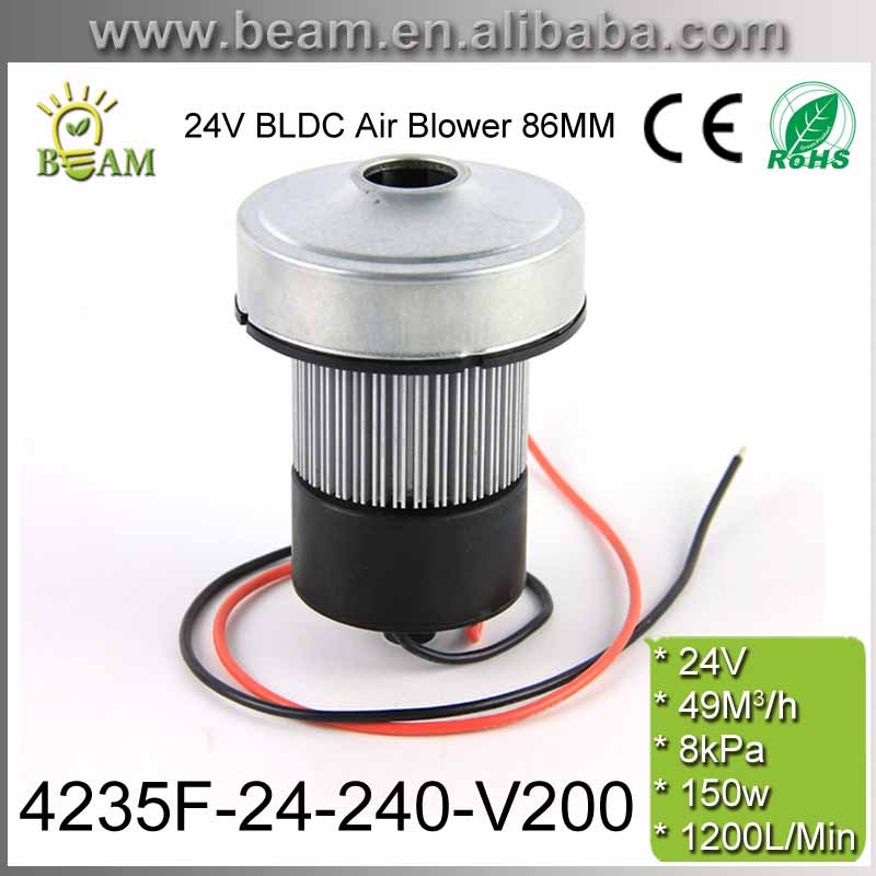 FREE SHIPPING 24V Brushless DC Centrifugal Motor Internal Drive for Planter 1200LPM 150W 8kPa High Pressure Fan With Hall sensor free shipping 24v brushless dc centrifugal motor internal drive for planter 1200lpm 150w 8kpa high pressure fan with hall sensor