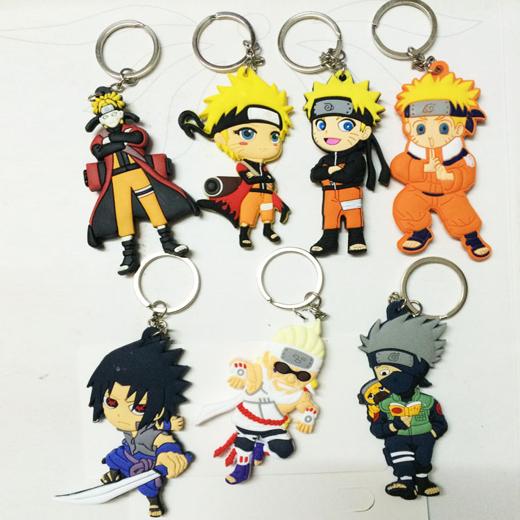 Naruto action figure keychain toys 2016 New Japanese Anime Naruto sasuke uzumaki naruto akatsuki madara figurines Collection toy new charmander toy figures japanese anime figurines kawaii dragon baby games action figure brinquedos toys for children gift