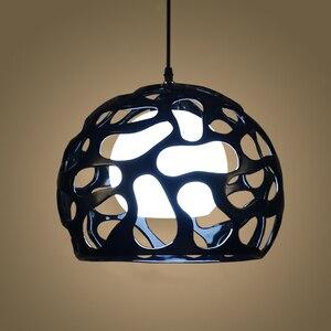 Image 2 - Modern Avize Işıkları Lamba oturma yemek odası restoran otel için cilalar avizeler aydınlatma armatürü