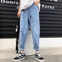 feminino verão desenhos jeans