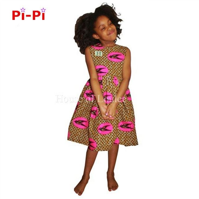 RICHE BAZIN African clothing African riche girl dashiki dress maxi dress traditional print design N9010