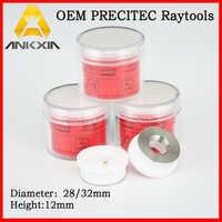 OEM Precitec Raytools de corte por láser de anillo de cerámica KT B2 CON p00571-1051-00001 diámetro 28mm/32mm de altura 12mm soporte de boquilla 24,5mm