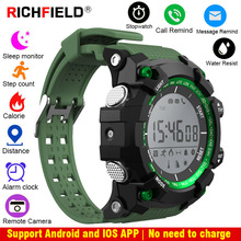 Smart Watch Men Women Bluetooth Clock Notification Sleep Monitor Call SMS Reminder Pedometer Waterproof Step Tracker SmartWatch все цены