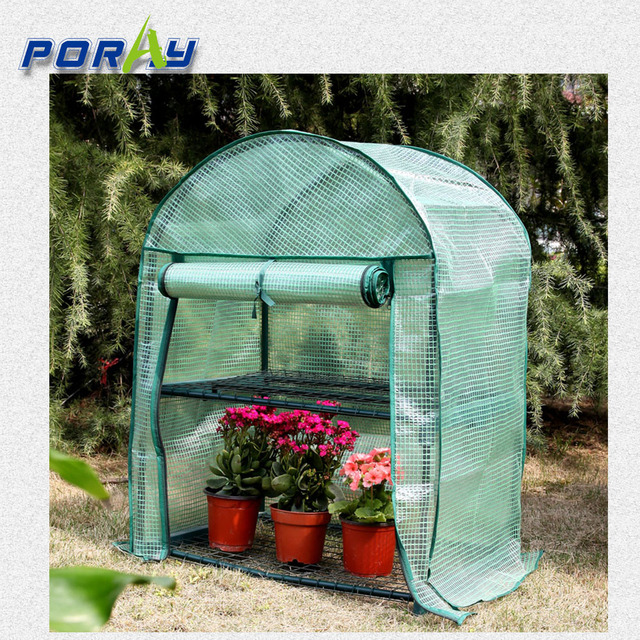 Large Pop Up Clear Greenhouse Cover For Cold Frost Protector Gardening Plants Pot Flower Shelter tent -in Garden Greenhouses from Home & Garden on ...