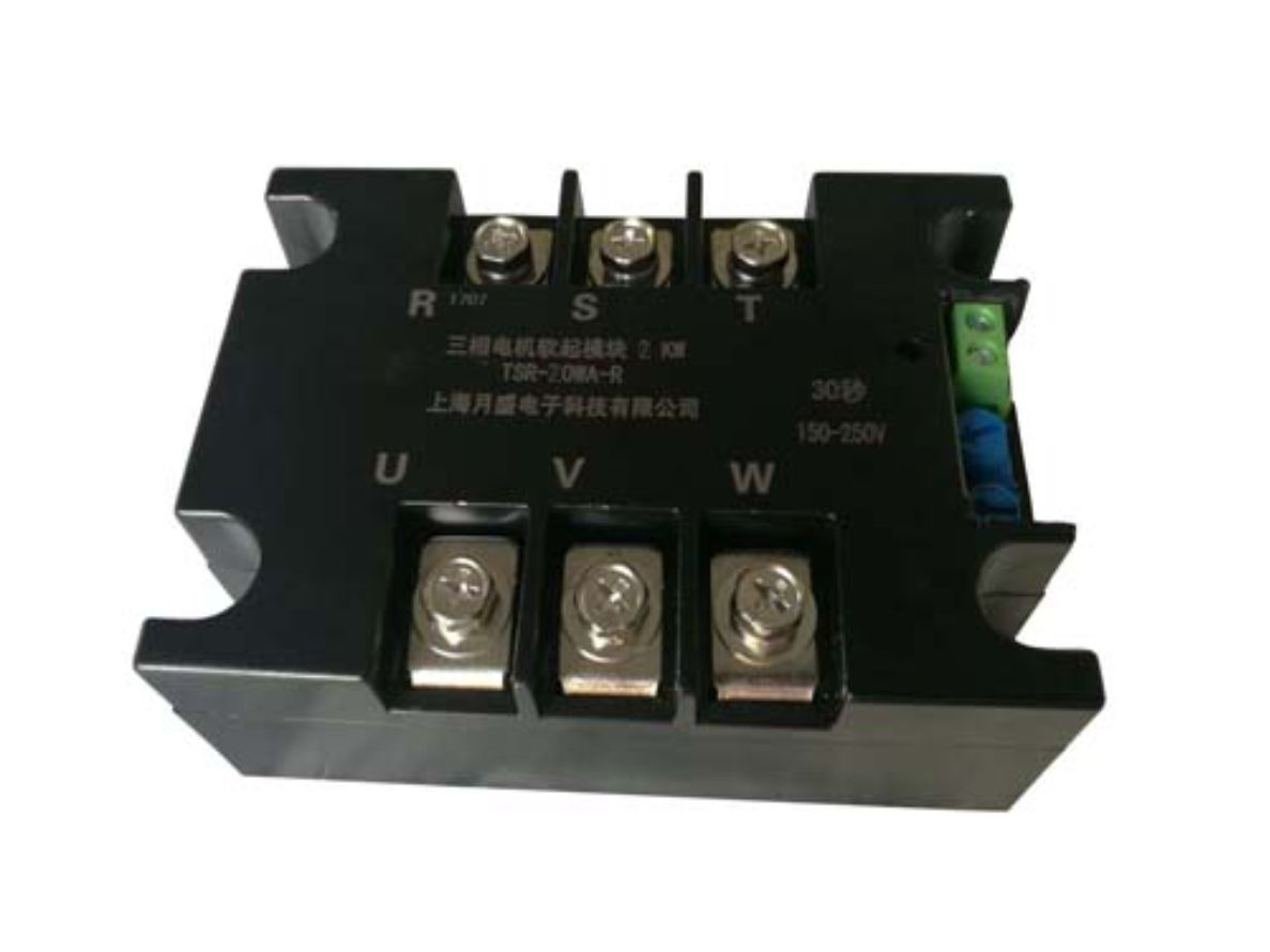 Three-phase Motor Soft Start Module Controller, Motor Soft Starter Below 2KW, Soft StarterThree-phase Motor Soft Start Module Controller, Motor Soft Starter Below 2KW, Soft Starter
