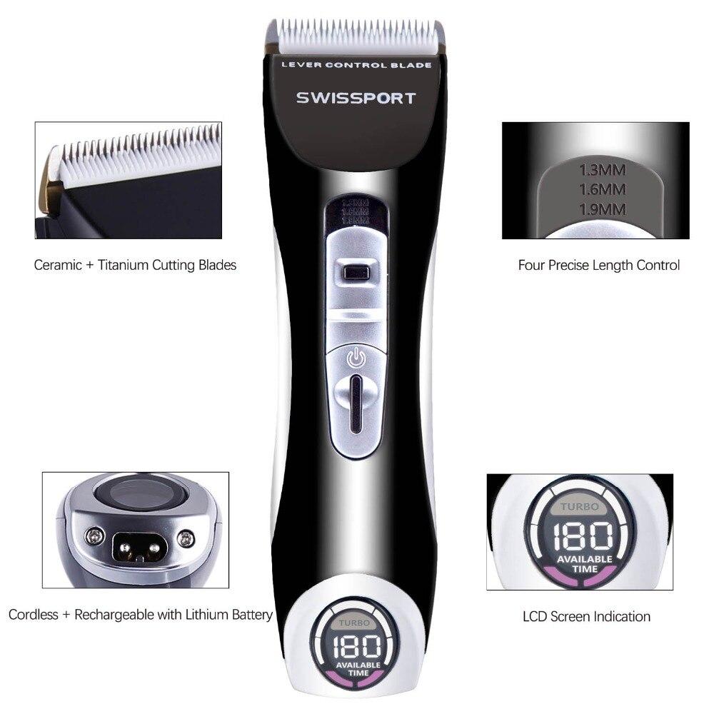 RUCHA Titanium HAIR TRIMMER CLIPPER FOR MEN (11)