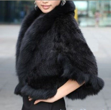 Genuine Knitted Mink Fur