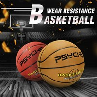 PU Non slip Basketball Ball Official Size 7 Wear resistant Indoor Outdoor Mens Training Basket Ball basquete