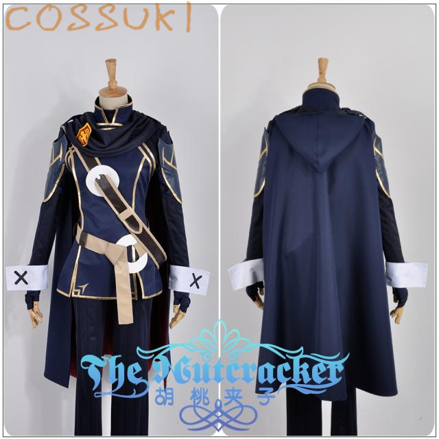 Free Shipping Newest Fire Emblem Awakening Lucina Cosplay Costume Perfect Custom For You
