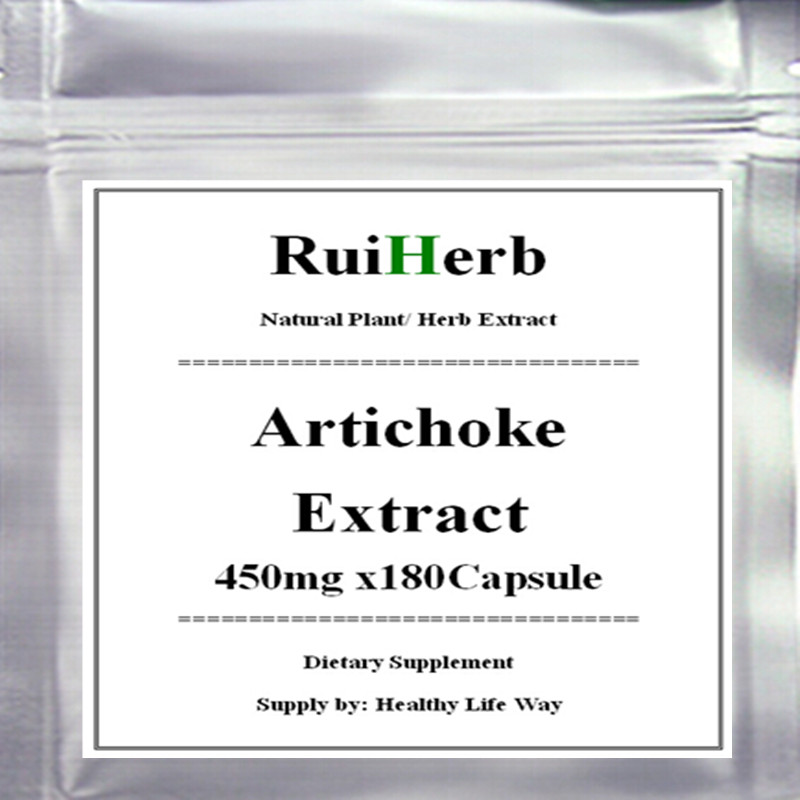 ФОТО 1Pack Artichoke Extract 450mg x180Capsule Natural Cholesterol Fighter, Improves Heart & Liver Health