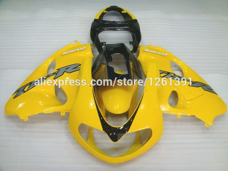 Комплект обтекателей для SUZUKI TL1000R 98 99 00 01 02 03 TL1000 R TL 1000R 1000 R 1998 1999 2001 2003 желтый H4334f обтекатели