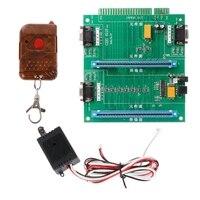 OOTDTY 2-In-1 Arcade Oyun Anahtarı Kontrolü Çok JAMMA Switcher PCB Adaptörü Kurulu GBS-8118