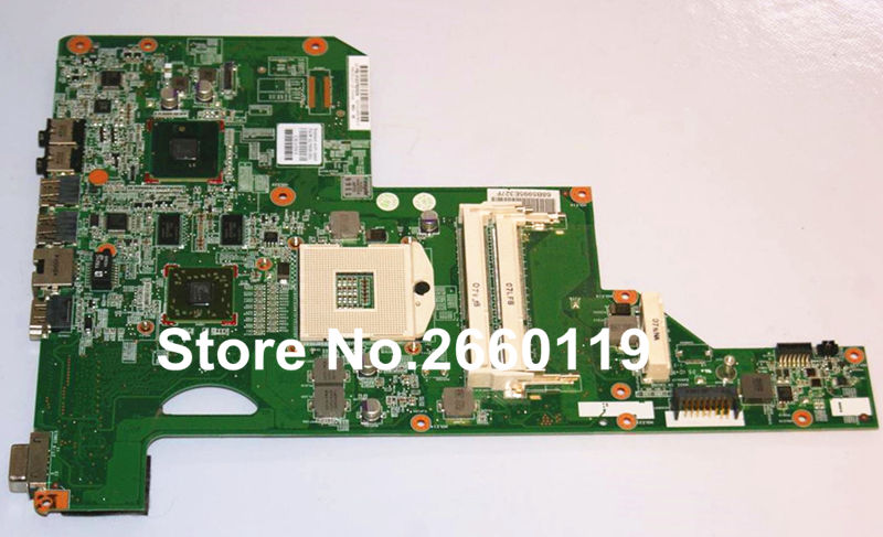laptop motherboard for HP 615848-001 G72 G72T system mainboard fully tested and working well for hp g62 g72 laptop motherboard with graphics 615848 001 01013y000 388 g
