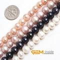 """Perla: 8-9mm de Perlas de Agua Dulce Perlas Sueltas DIY Para la Pulsera O el Collar Perlas Capítulo 15 comercio al por mayor """"!"""
