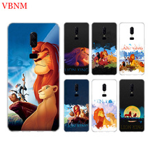 Simba The King Lion Phone Back Case For OnePlus 7 Pro 6 6T 5 5T 3 3T 7Pro 1+7 Art Gift Patterned Customized Cases Cover Coque