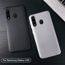 For Samsung Galaxy A30 Case Cover Luxury Soft Silicone Coque Fundas Phone